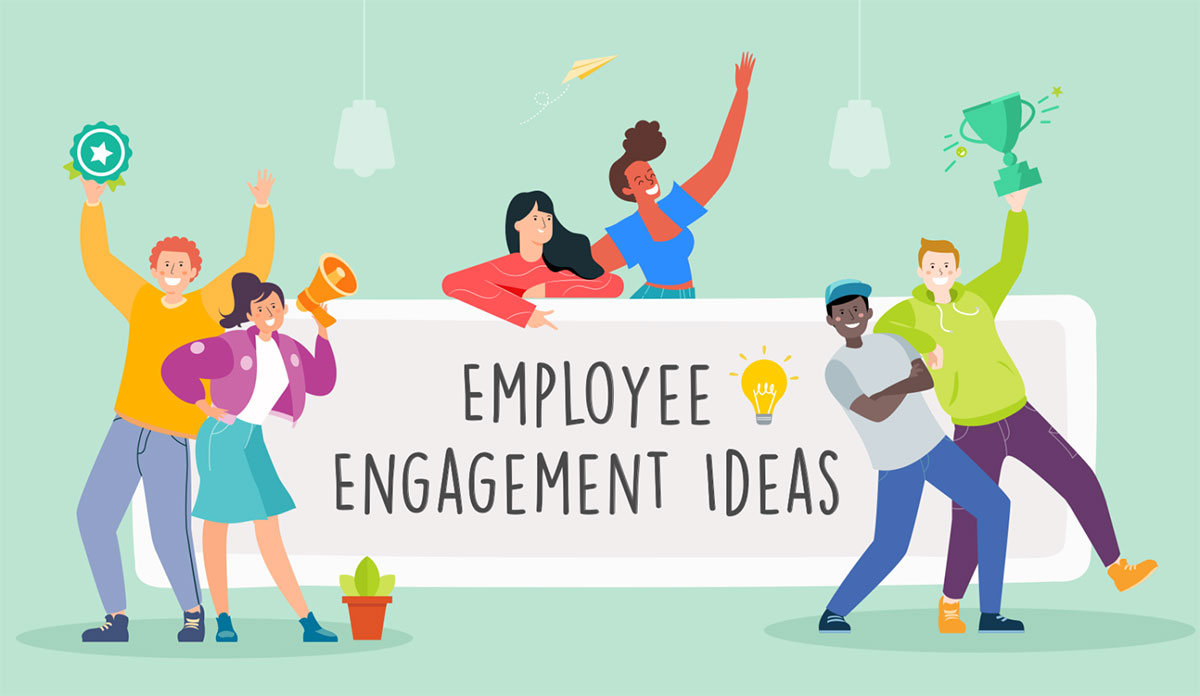 Keeping Employees Engaged During COVID-19
